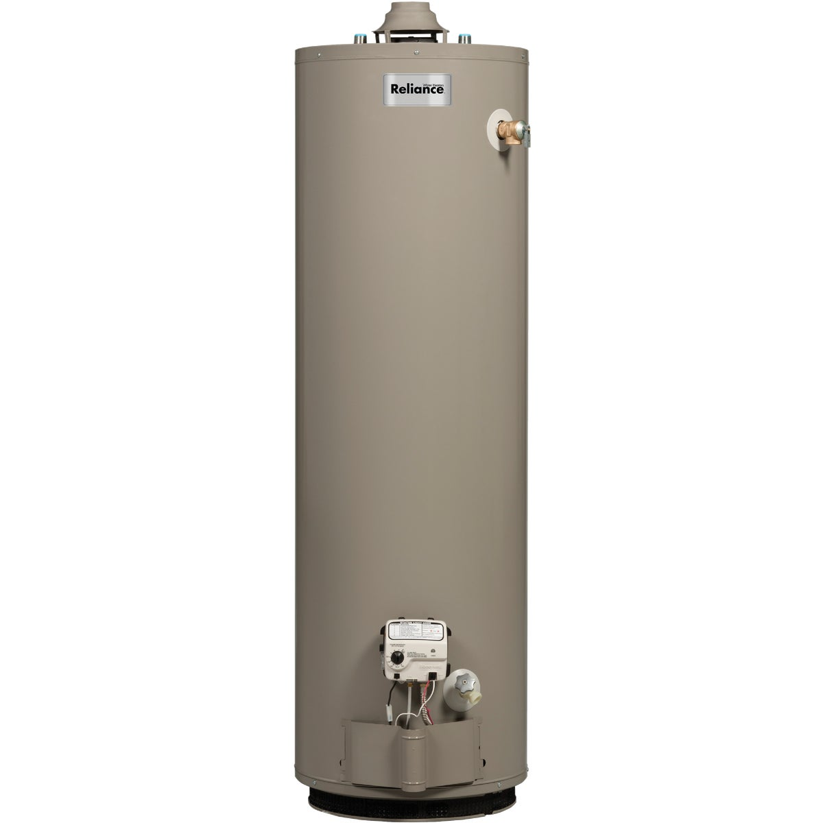 75GAL NG WATER HEATER - 6-75-XRRS by Reliance Added Sales