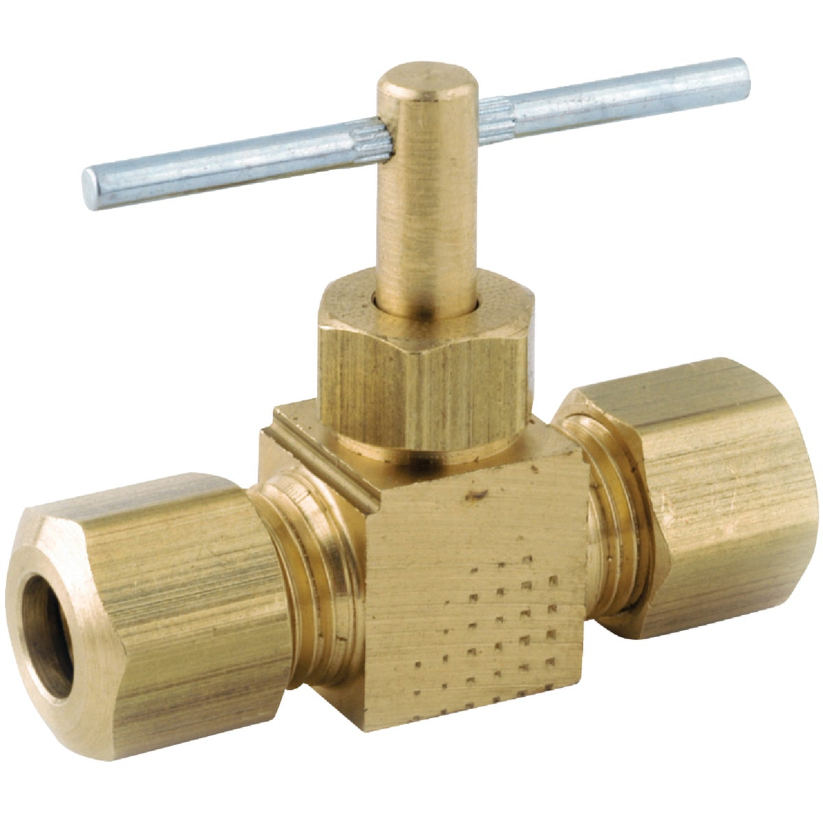 1/4X1/4 NEEDLE VALVE - 759106-04 by Anderson Metals Corp