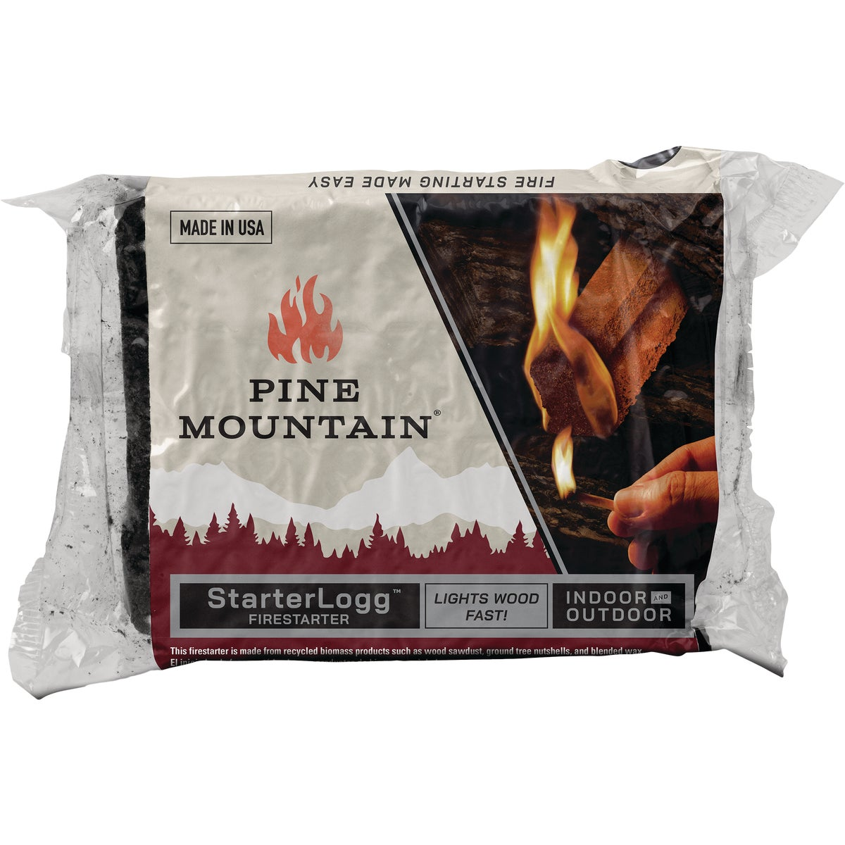 24PK FIRE STARTER - 4152501001 by Pine Mountain Corp