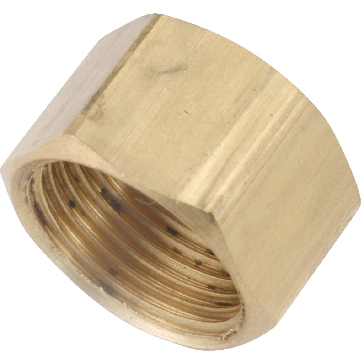 """1/4"""" COMPRESSION CAP - 730081-04 by Anderson Metals Corp"""