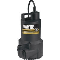 Wayne Home Equipment 1/6HP SUBM UTILITY PUMP RUP160