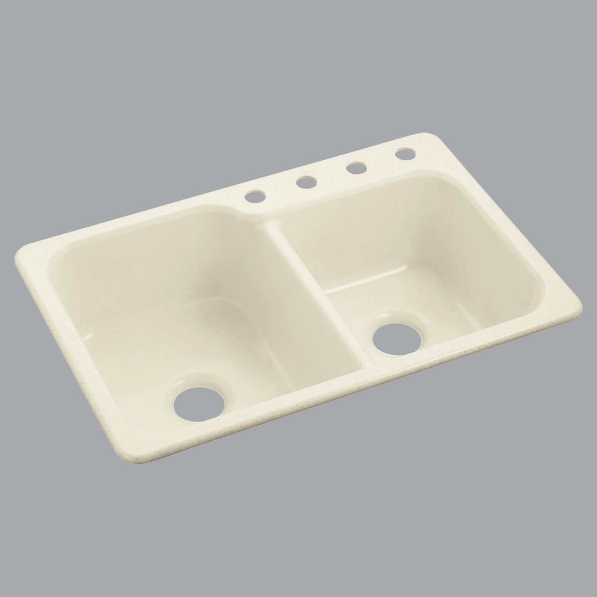 BISCUIT COMPOSITE SINK - SC3322DBG-U-96 by Sterling Pbg/vikrell