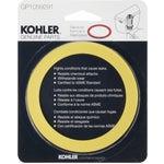 Kohler Class 5 Seal