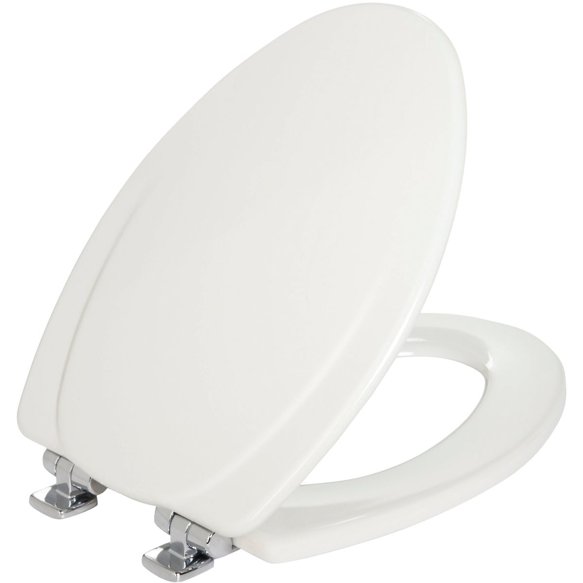 ELONG WOOD TOILET SEAT - 130CHSL-000 by Bemis Mfg
