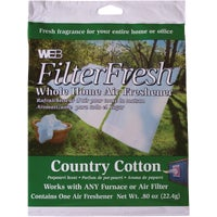 Web Products Inc. FILTER FRESH FRAGRANCE WCOTTON