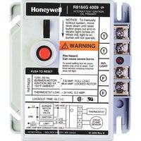 Honeywell International 120V OIL BURNER RELAY R8184G4009