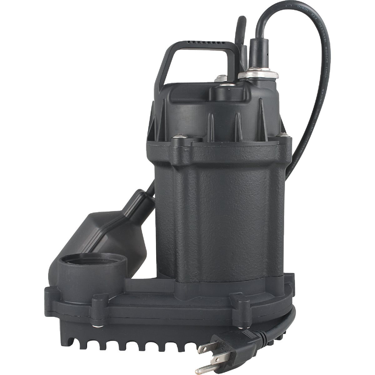 1/3HP CAST SUB SUMP PUMP - 3SDHL by Star Water Systems