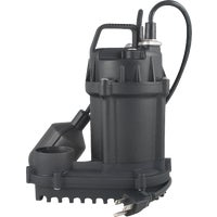 Flint Walling/Star 1/3HP CAST SUB SUMP PUMP 3SDHL