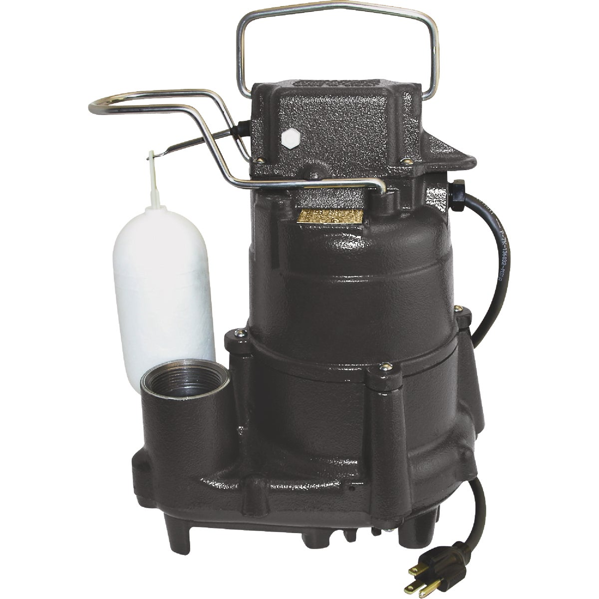 1/2HP CAST SUB SUMP PUMP