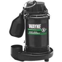 Wayne Home Equipment 1/2HP CAST SUB SUMP PUMP CDT50