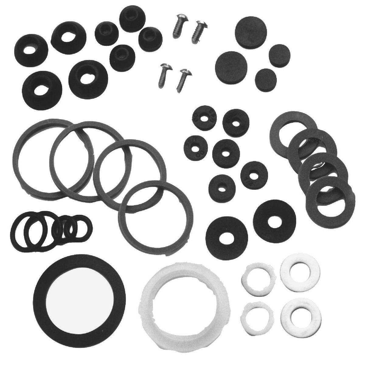HOME WASHERS ASSORTMENT - 80817 by Danco Perfect Match
