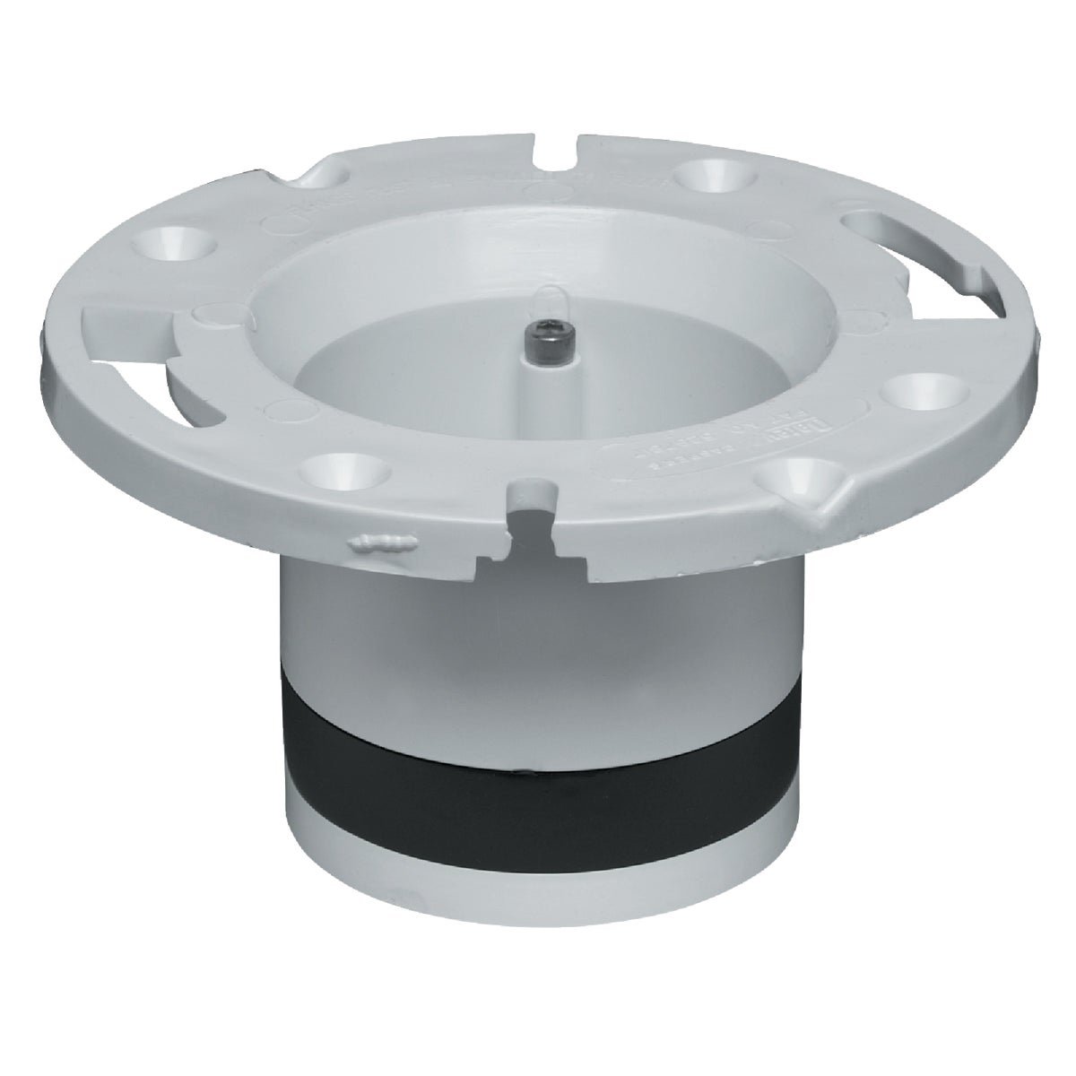 PVC REPLACEMENT FLANGE - 43539 by Oatey Scs