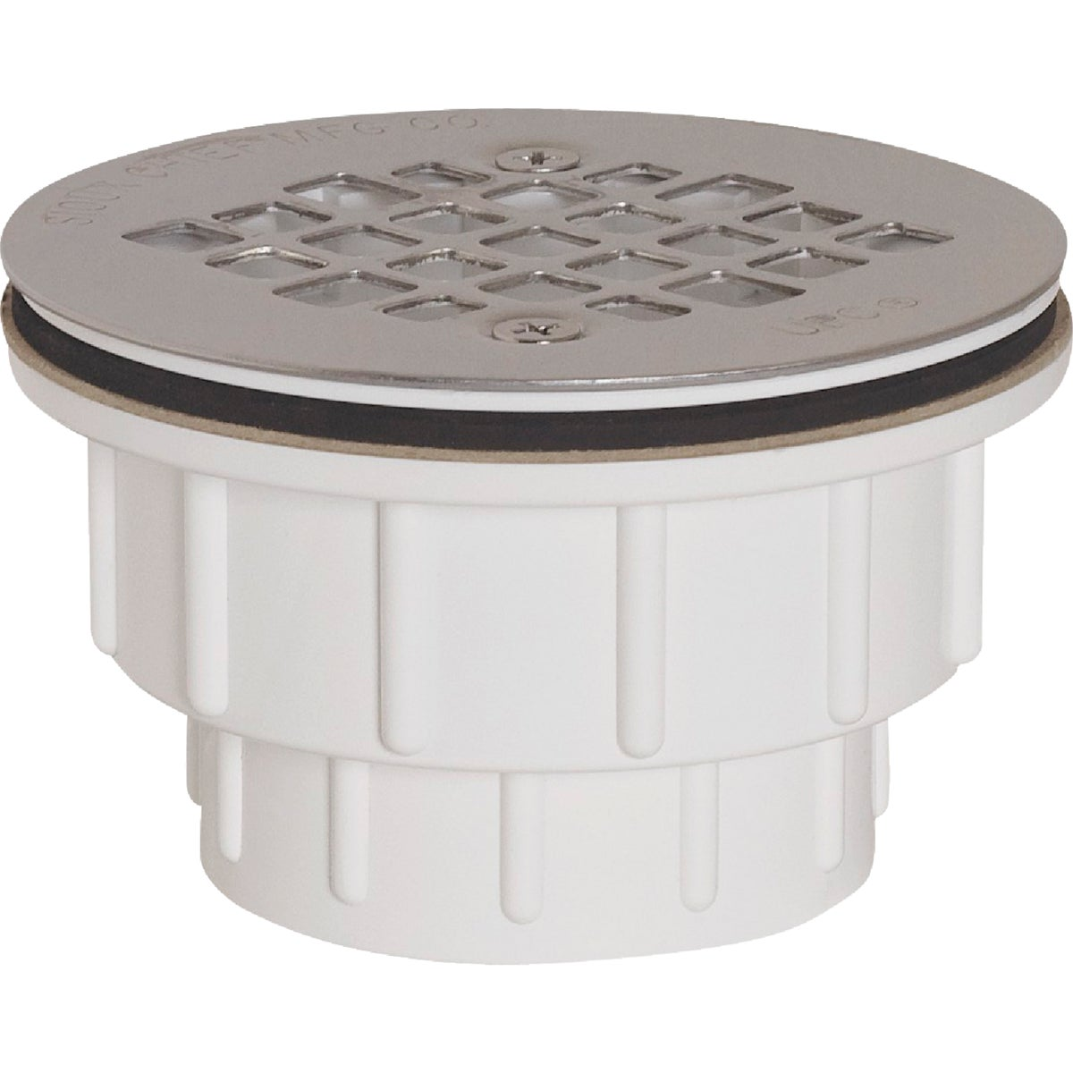 SOLV PVC SHOWER DRAIN - 825-2PPK by Sioux Chief Mfg