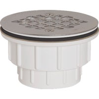 Jones Stephens Corp. SOLV PVC SHOWER DRAIN 825-2PPK