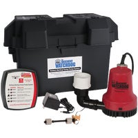 Glentronics EMERGENCY SUMP PUMP BWE