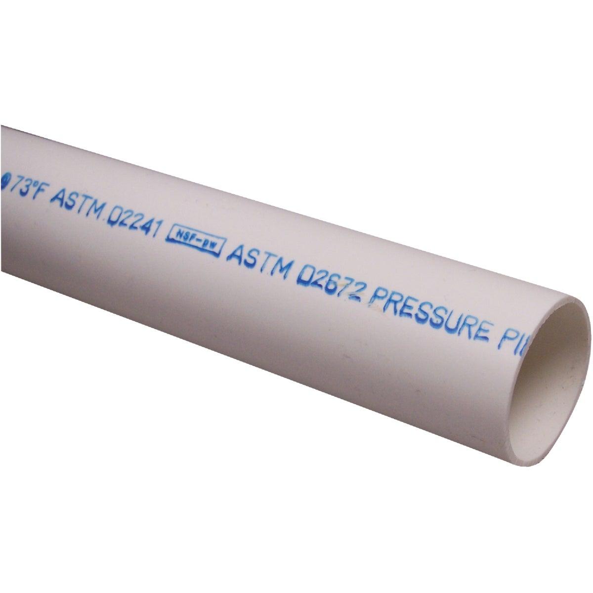 1-1/4X2 SDR 26 PVC PIPE
