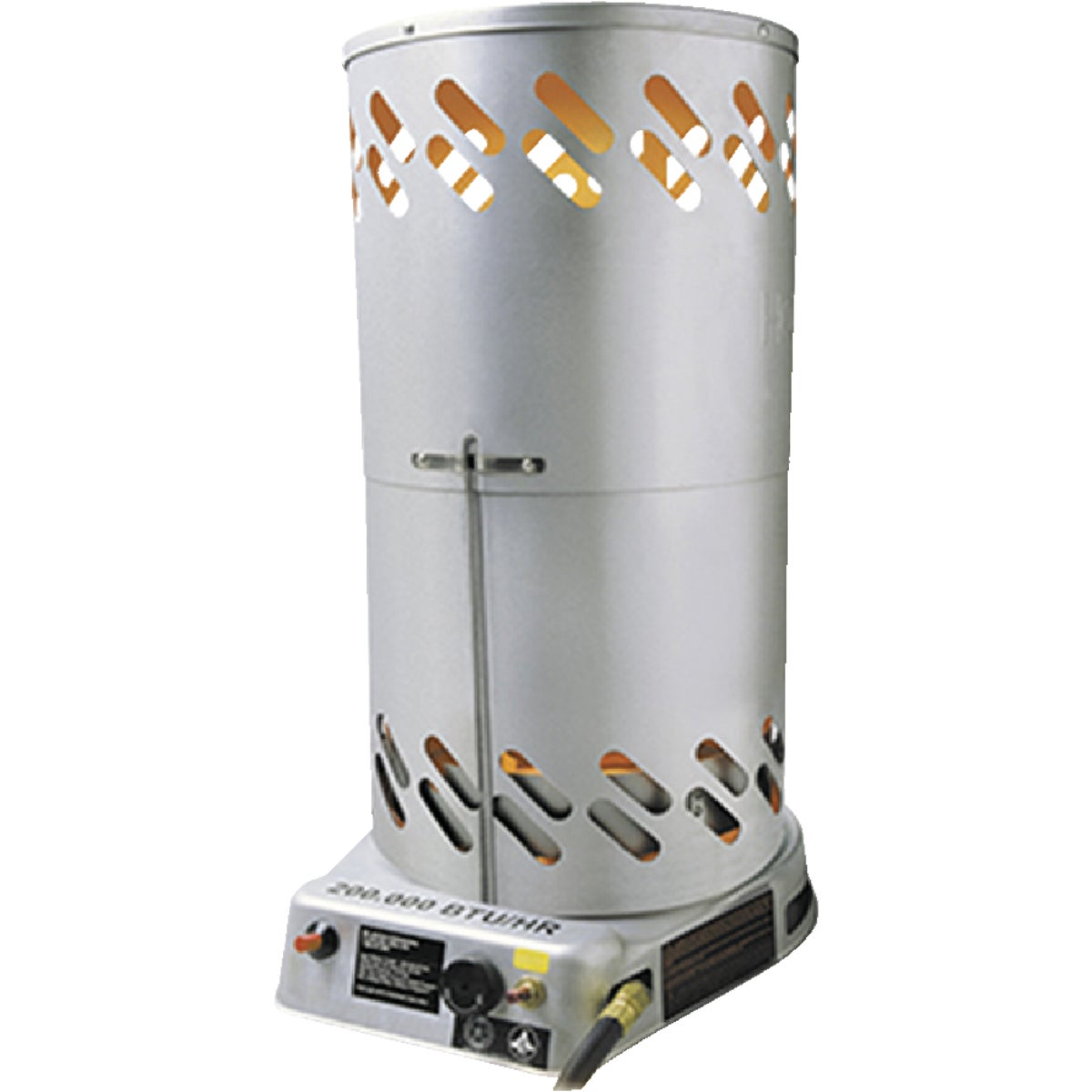 75-200K LP CONV HEATER - LPC200 by World Marketing