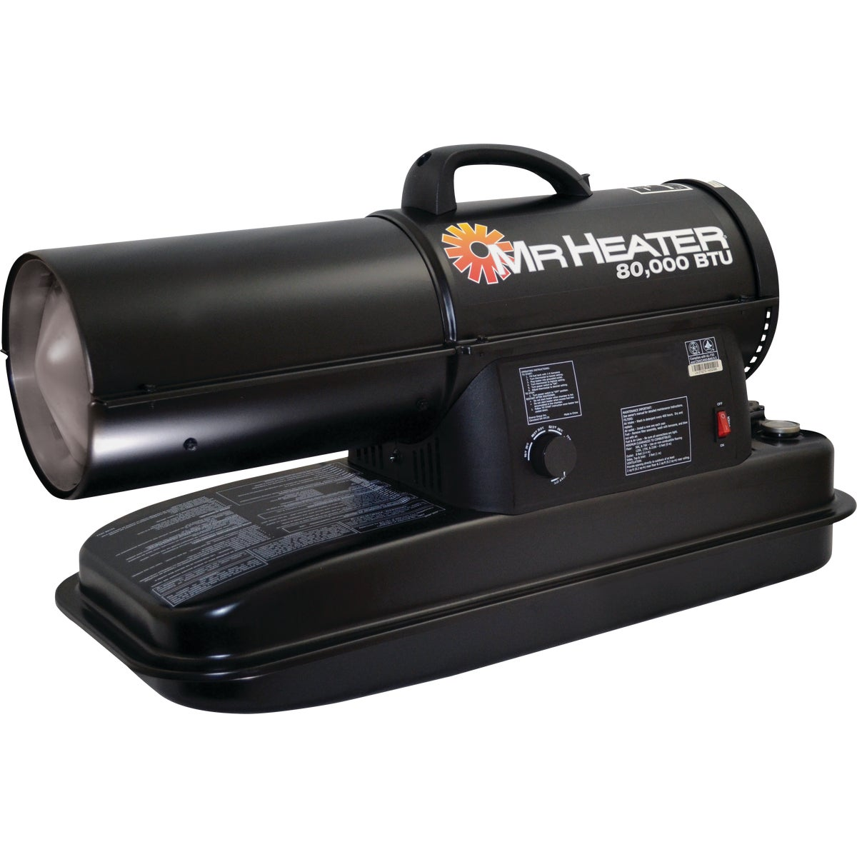 75K F-AIR KERO HEATER - DFA75T by World Marketing