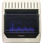 Kozy-World Dual Fuel Blue Flame Vent-Free Gas Wall Heater