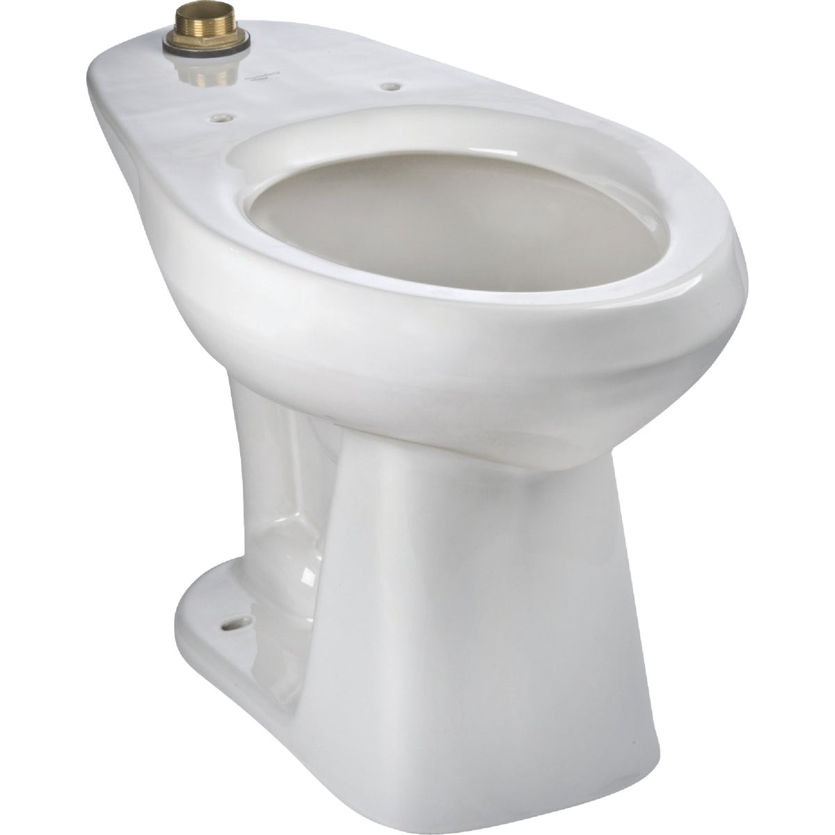 WHITE COMM TOILET BOWL - 131900001 by Mansfield Plumbing