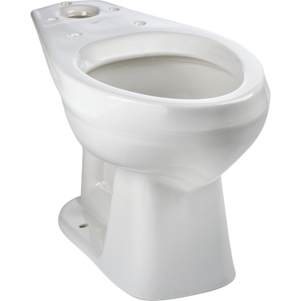 WHITE ADA TOILET BOWL