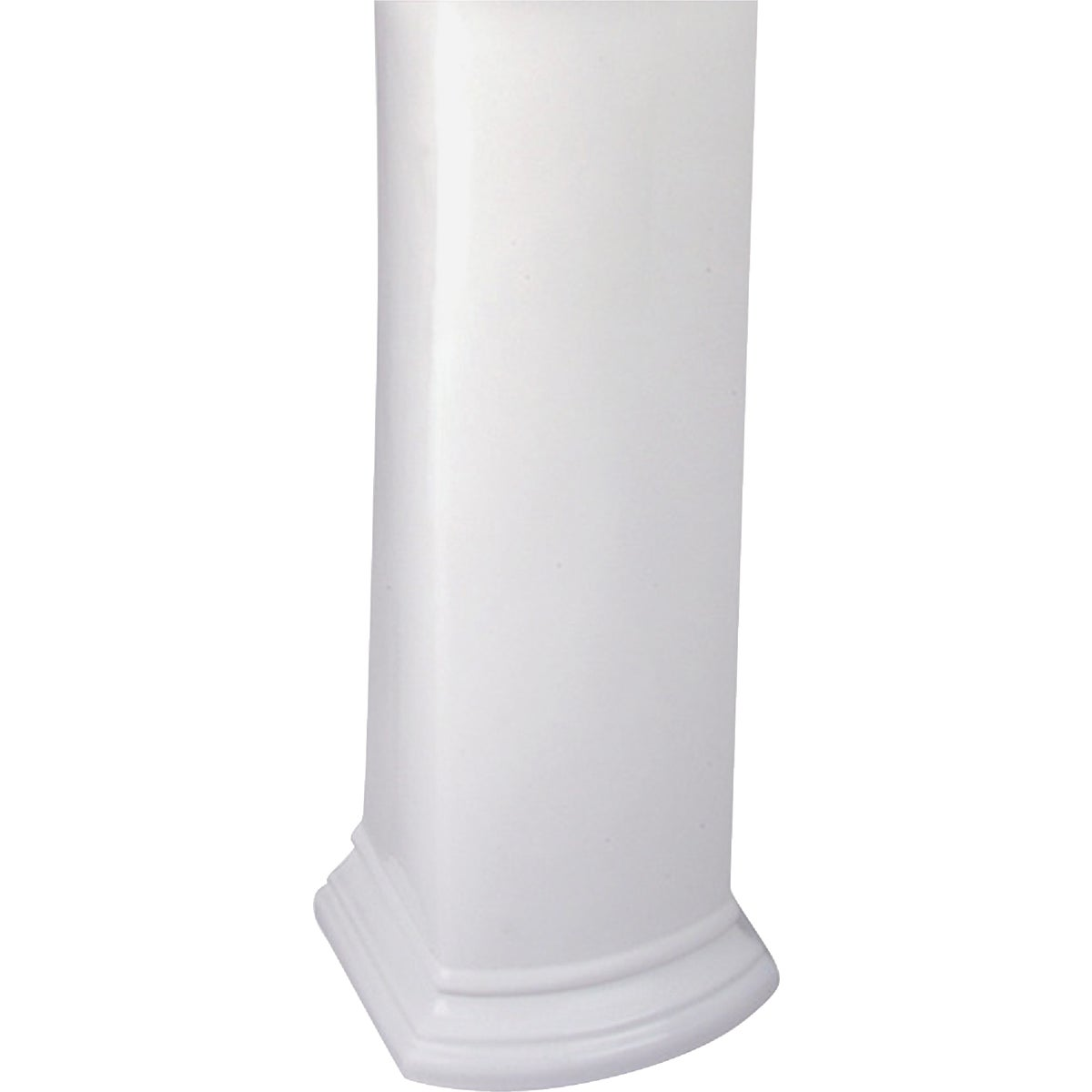 BARRETT WHITE PED BASE - 329010040 by Mansfield Plumbing