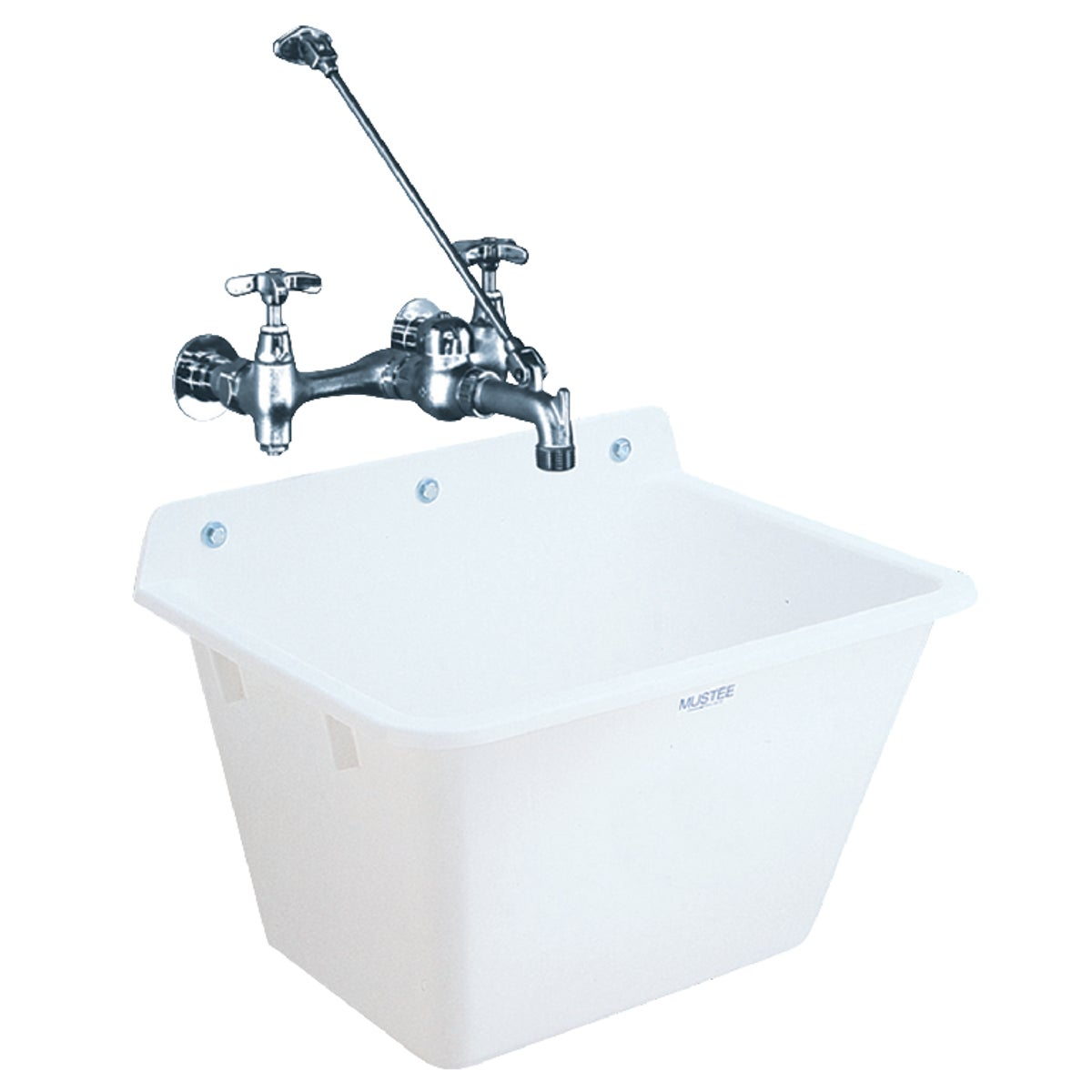 WALL MOUNT SINK - 16K by E L Mustee