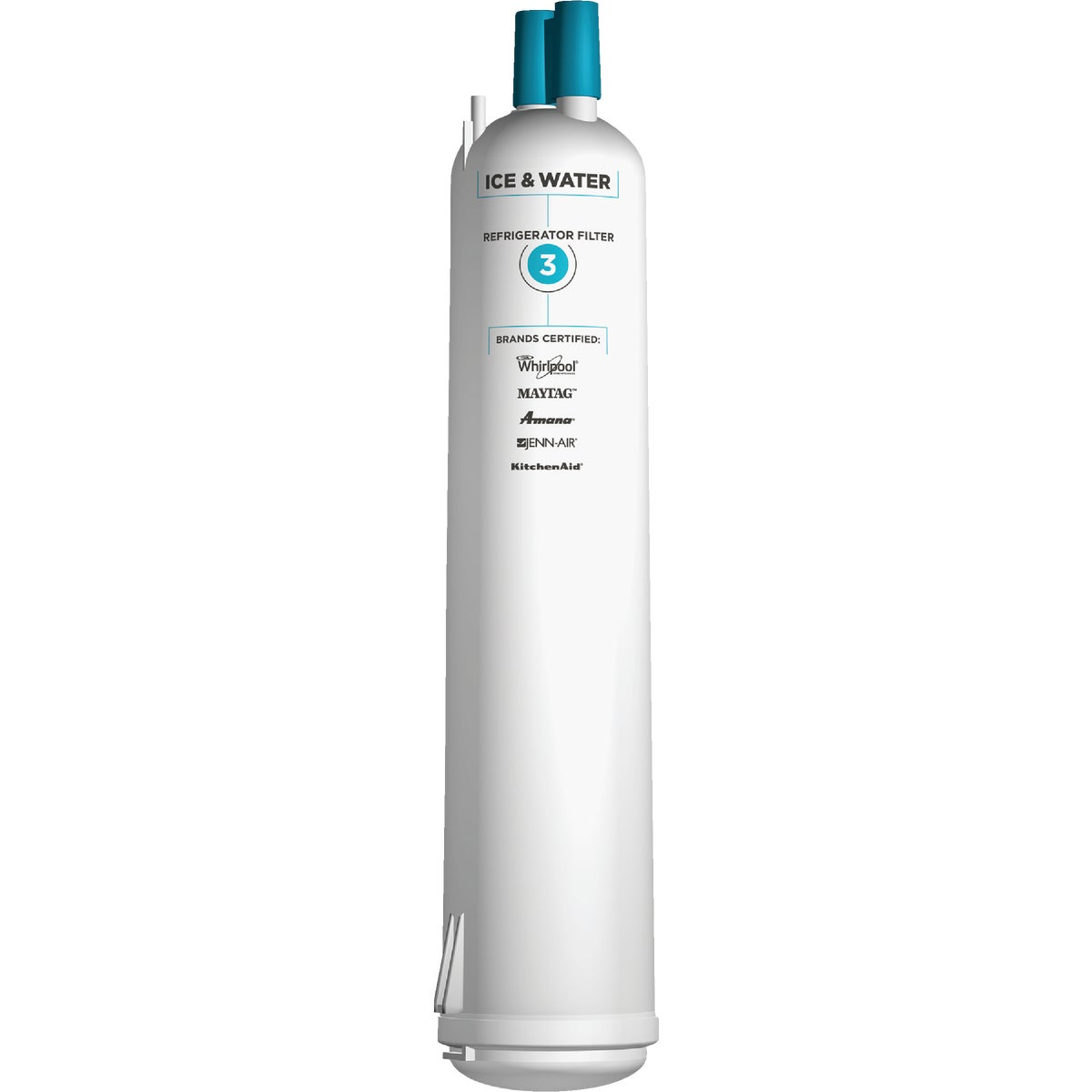 EveryDrop by Whirlpool Filter 3 Icemaker & Refrigerator Water Filter Cartridge, EDR3RXD1