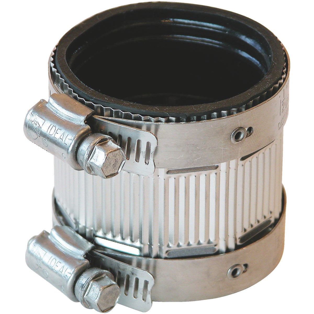 "2X1-1/2"" NO-HUB COUPLING - PNH-215 by Fernco Inc"