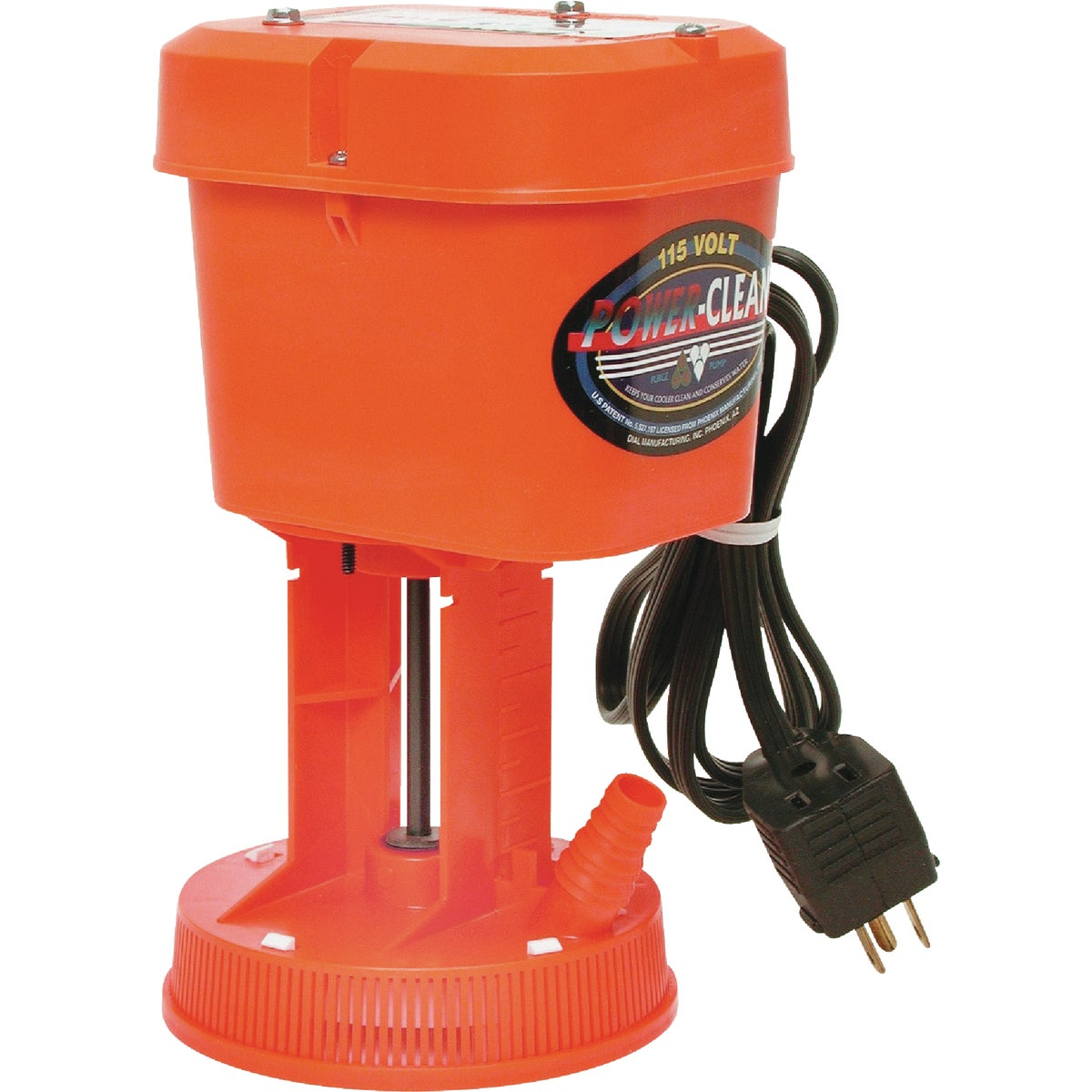 POWER CLEAN PURGE PUMP - 1540 by Dial Manufacturing