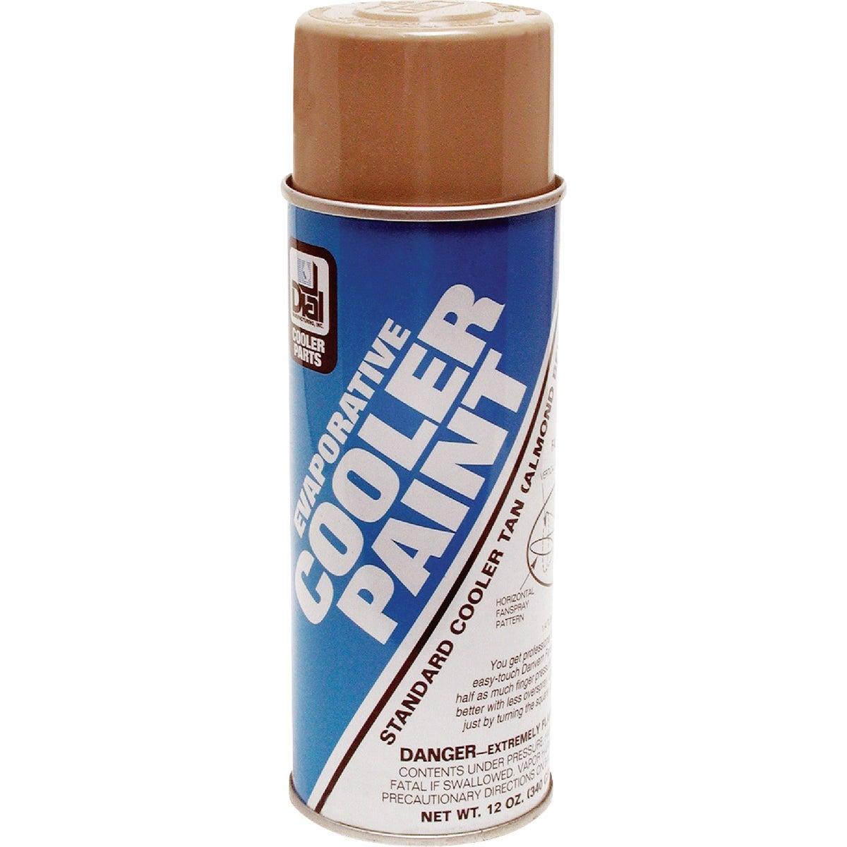 12OZ TAN SPRAY PAINT - 5623 by Dial Manufacturing