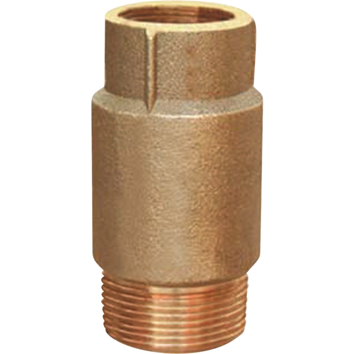 1X1-1/4F/M TH CK VALVE - 617SB by Simmons Mfg Co