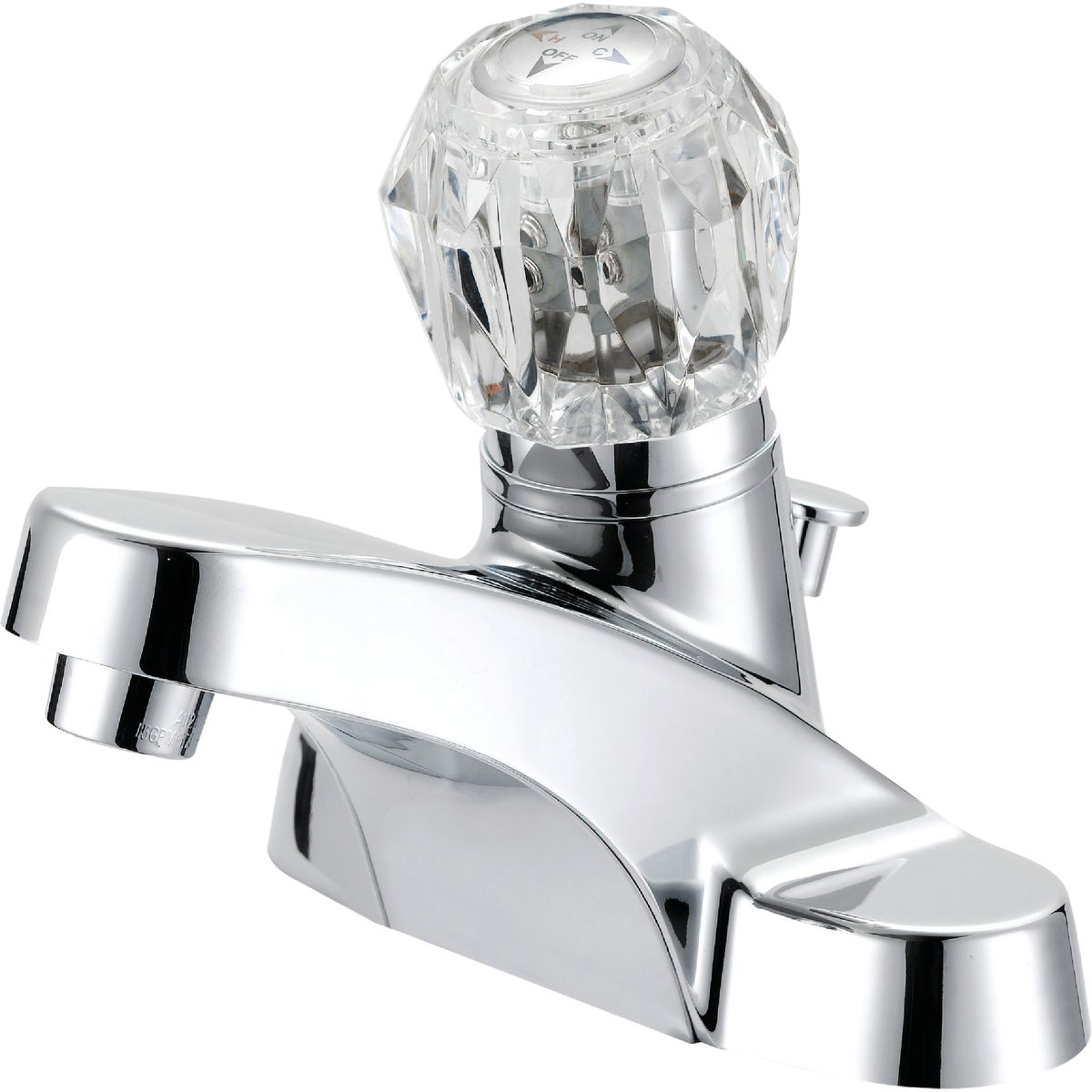 CHR LAV FAUCET W/POP UP - F4510009CP-JPA3 by Globe Union