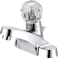 Globe Union CHR LAV FAUCET W/POP UP F4510009CP-JPA3