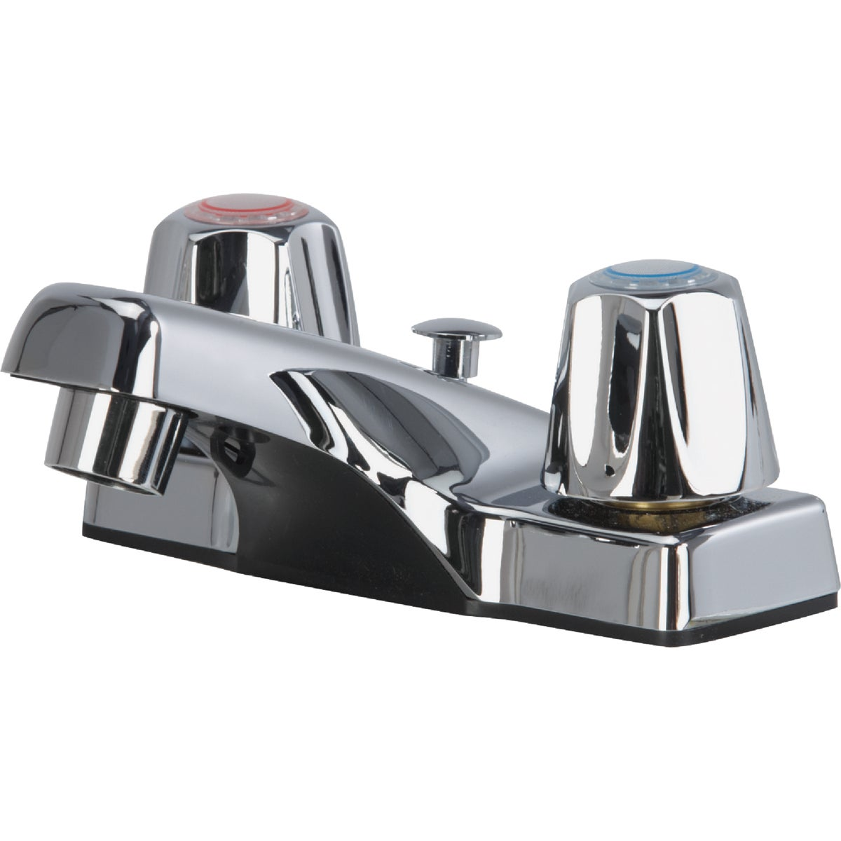 CHR LAV FAUCET W/POP UP - F40K1403CP-JPA3 by Globe Union
