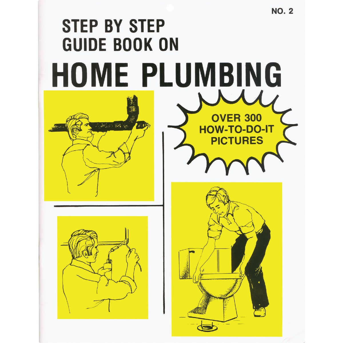 HOME PLUMBING BOOK - 2 by Step By Step Guide