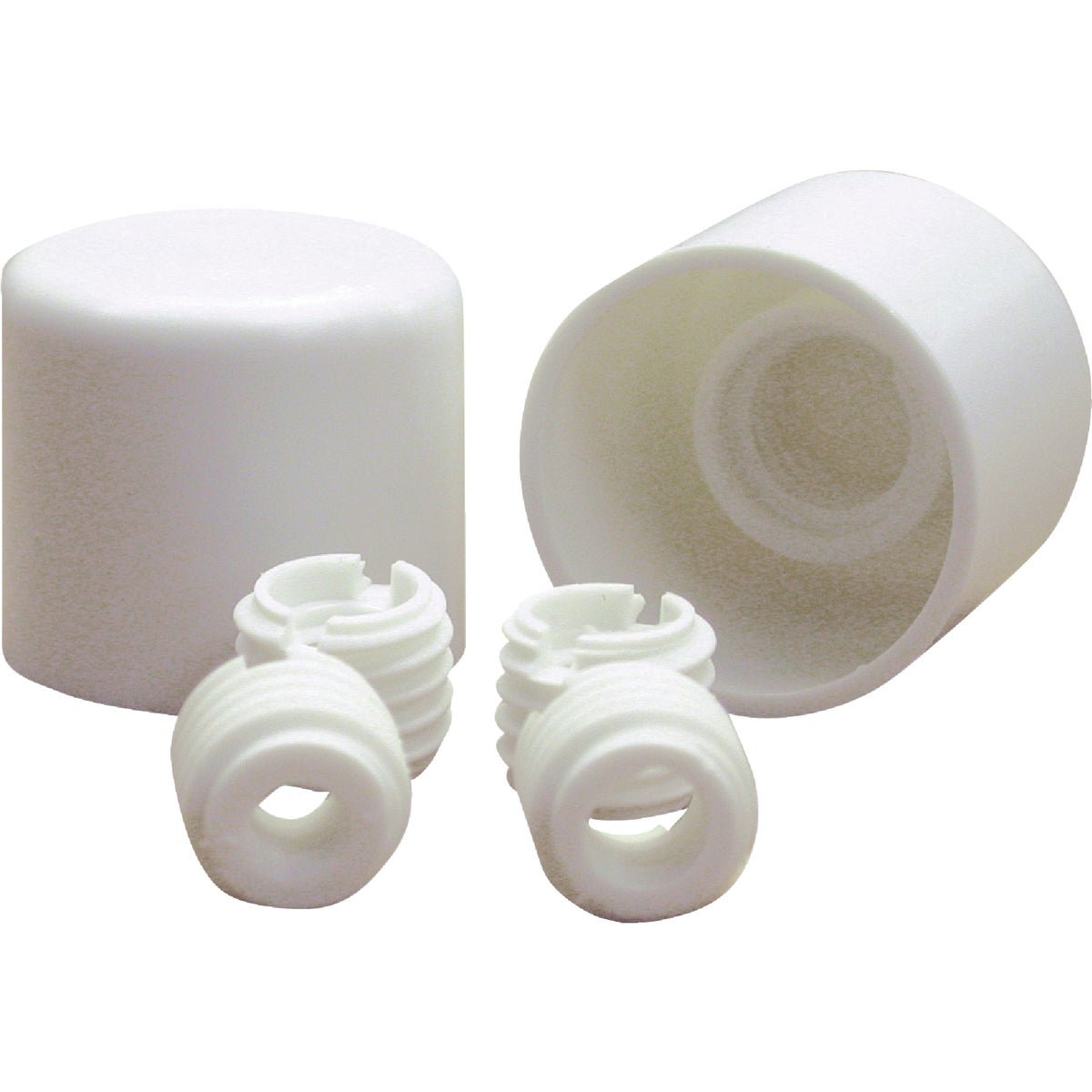 TWISTER TOILET BOWL CAPS - 88877 by Danco Perfect Match