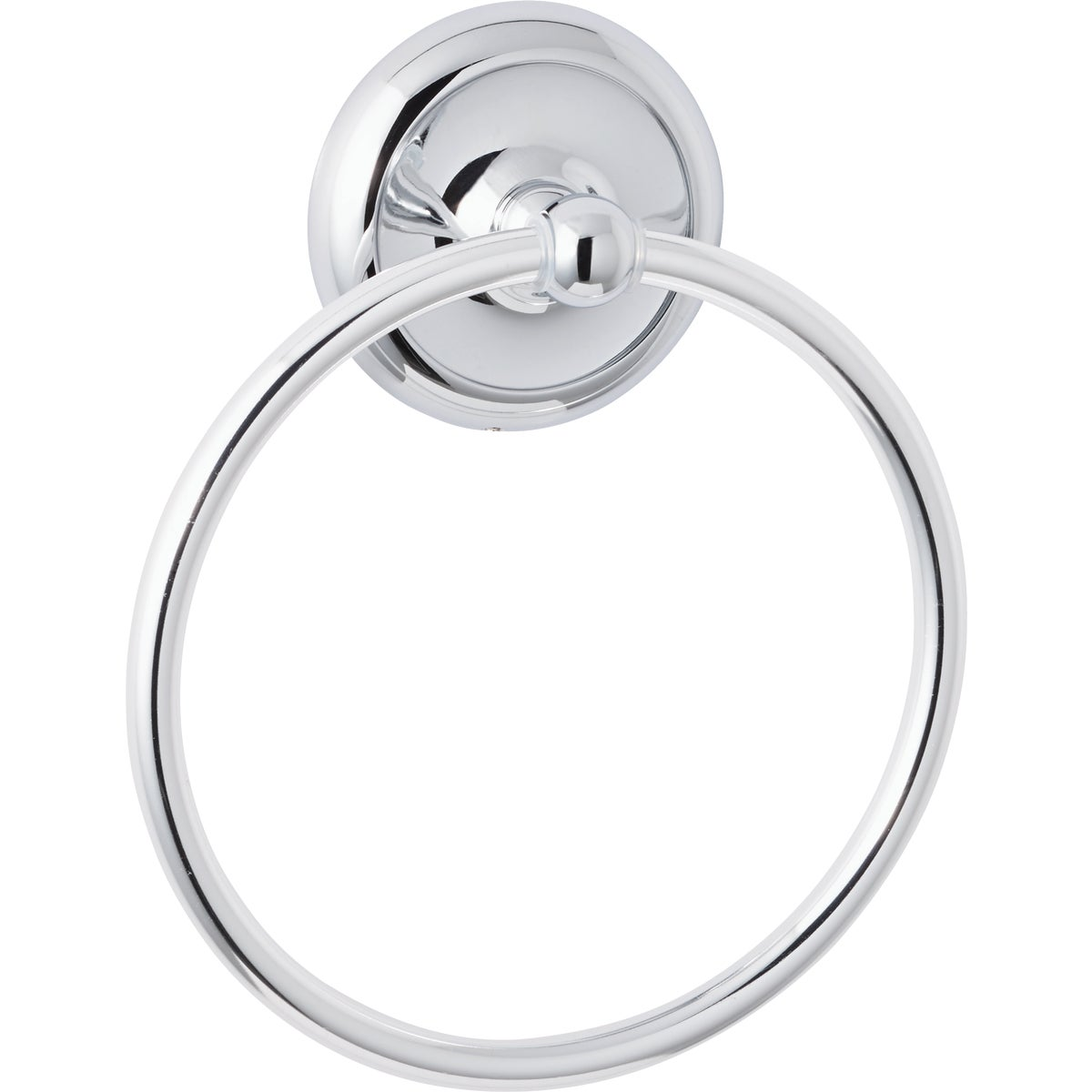 CHROME TOWEL RING - 456772 by Do it Best