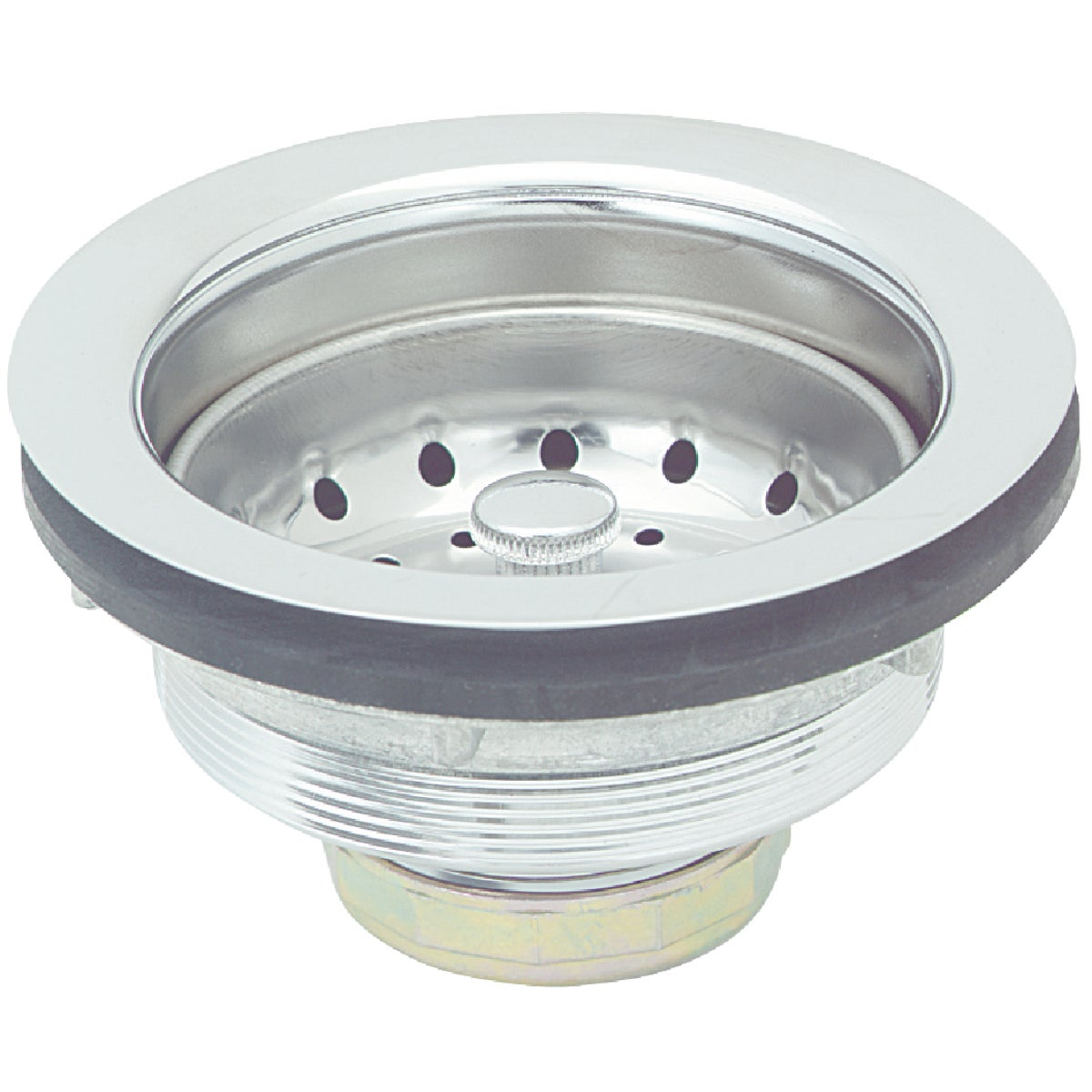 FIXED POST SS STRAINER - 2431NPC by Plumb Pak/keeney Mfg