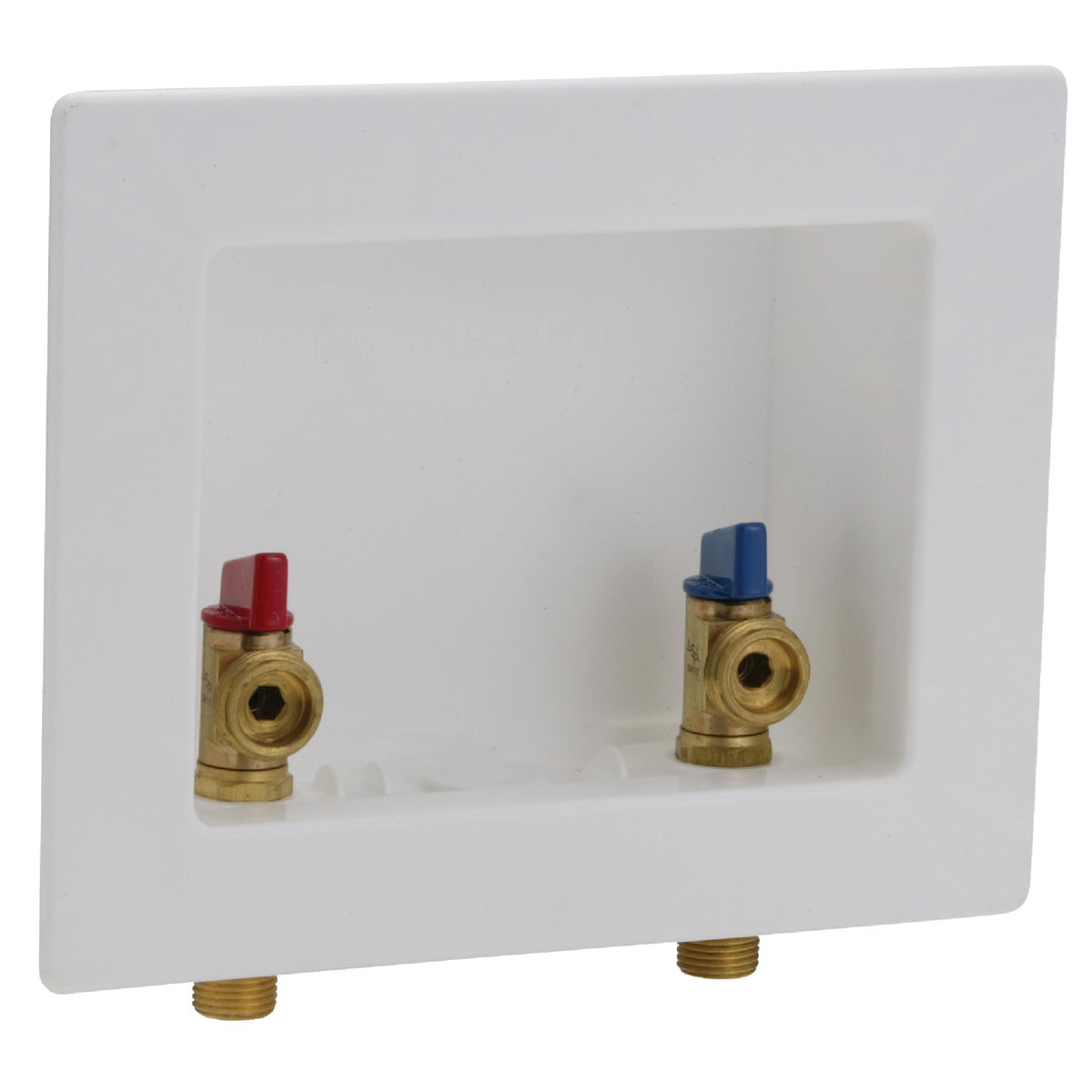 2-VALVE OUTLET BOX