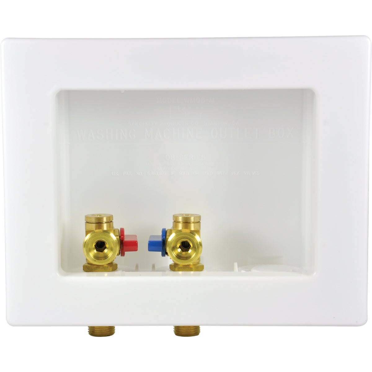 LEVER OUTLET BOX
