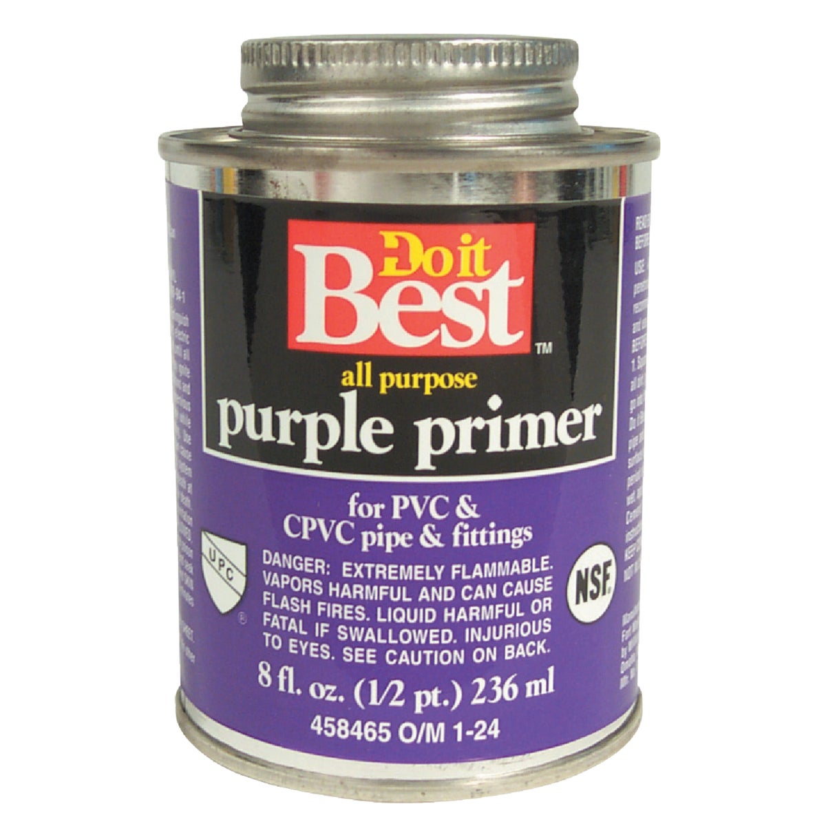 1/2PINT PURPLE PRIMER - 019066 by Wm H Harvey Co