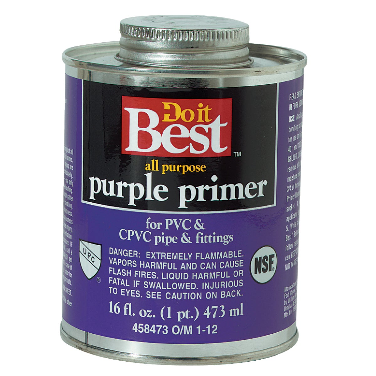 PINT PURPLE PRIMER - 019092 by Wm H Harvey Co