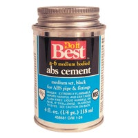 1/4Pint Abs Cement