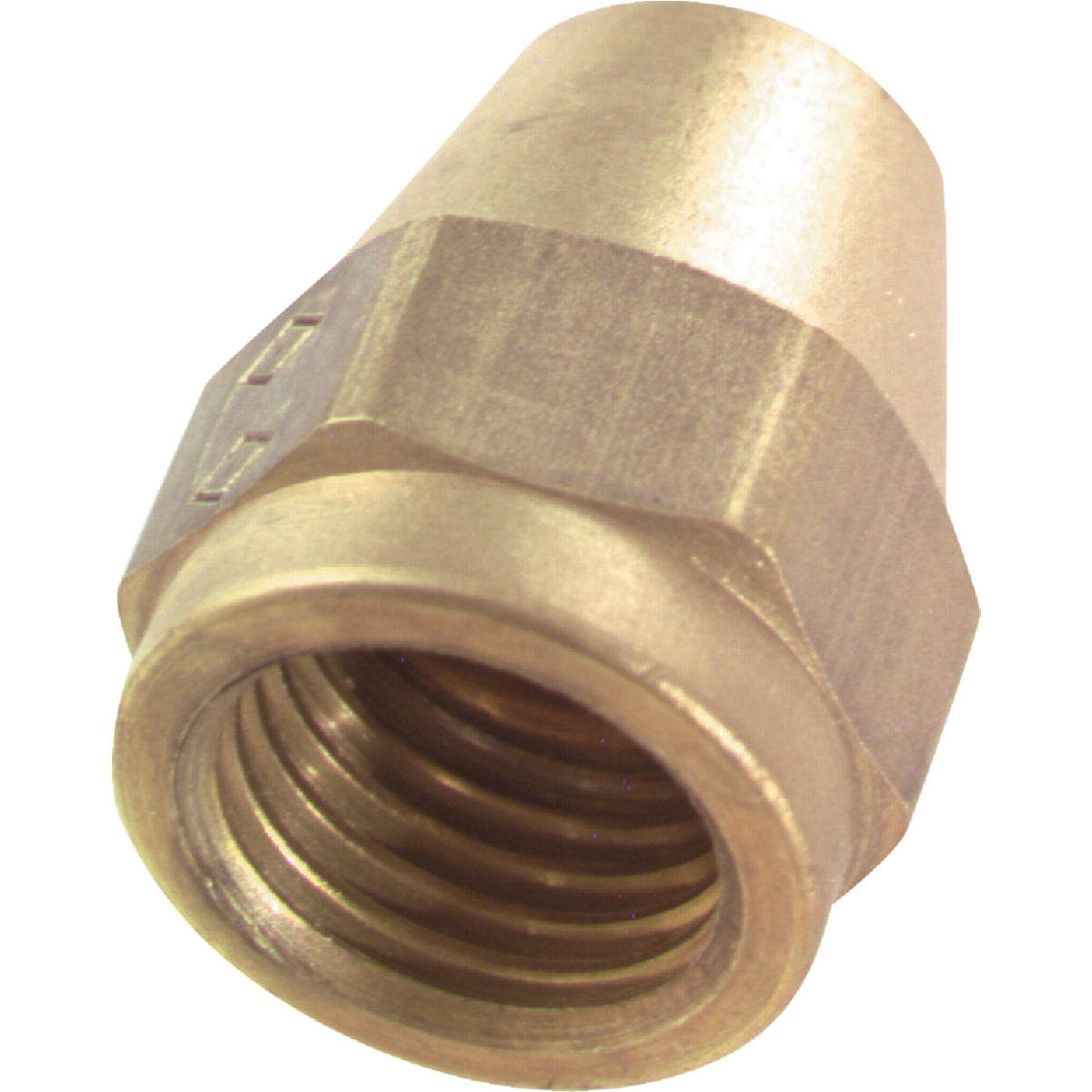"1/4"" FLARE NUT - 458640 by Do it Best"