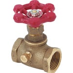 Full Size Cast Stop Valve And Waste Valve
