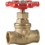 Cast-Brass Compression Sweat Stop And Waste