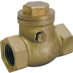 Low Lead Brass Swing Check Valves