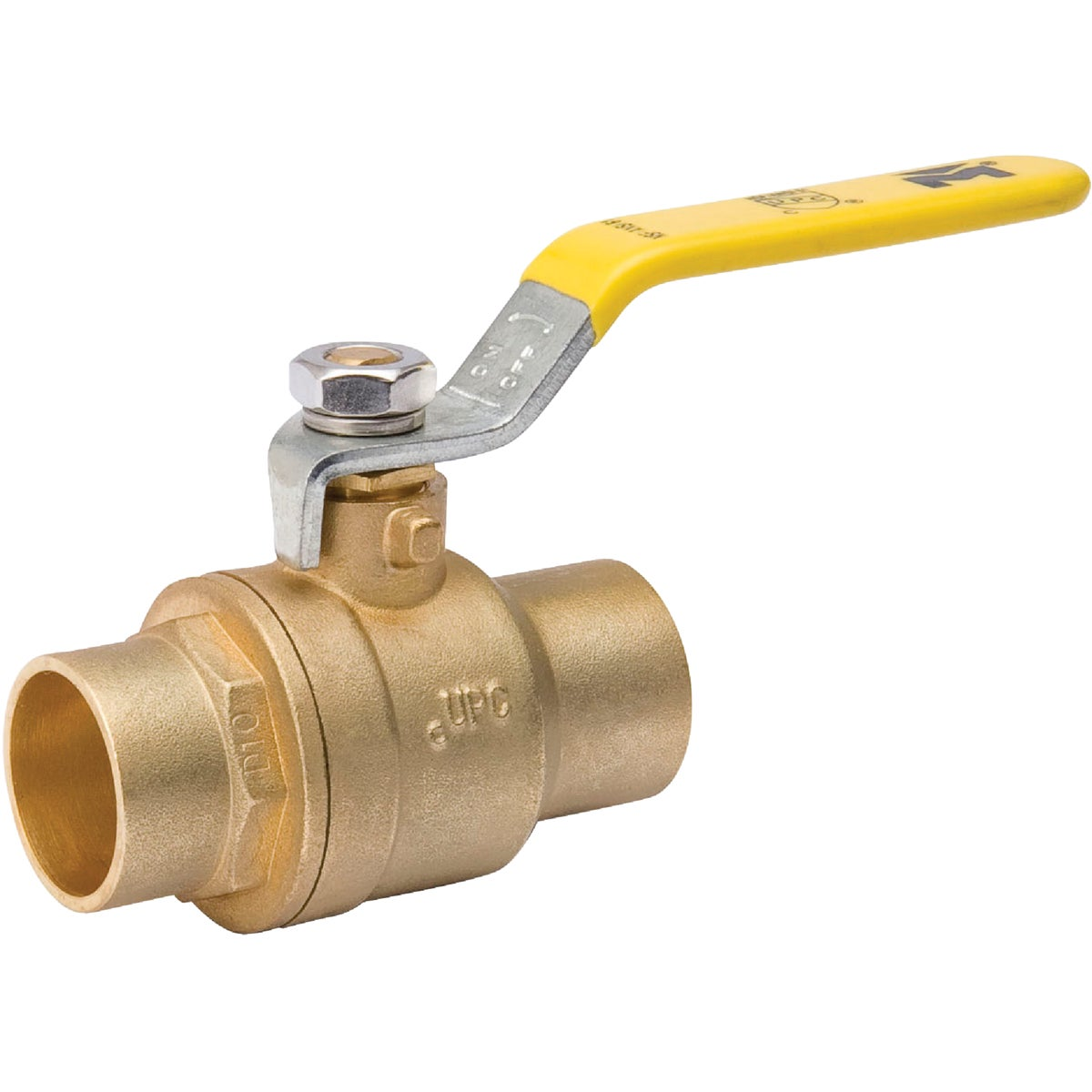"1"" SWT BALL VALVE - 107-845NL by Mueller B K"
