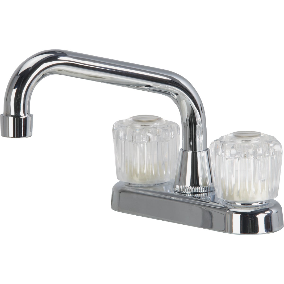 "4"" CHROME LAUNDRY FAUCET - FLZZ14CP-JPB3 by Globe Union"